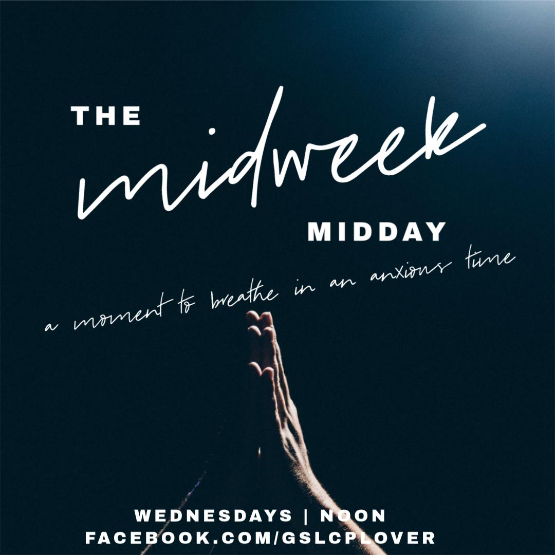 Midweek Midday - Hands Praying
